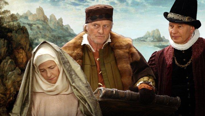 Die Mühle und das Kreuz - Trailer Poster