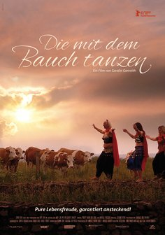 Die mit dem Bauch tanzen Poster