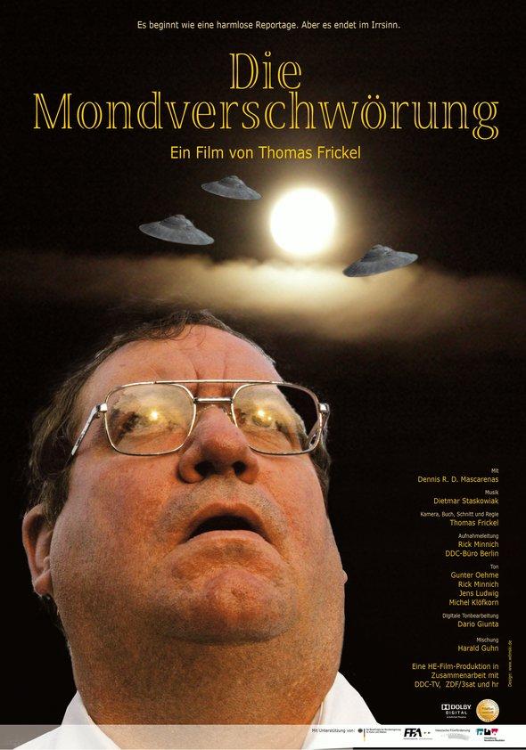 Die Mondverschwörung Poster