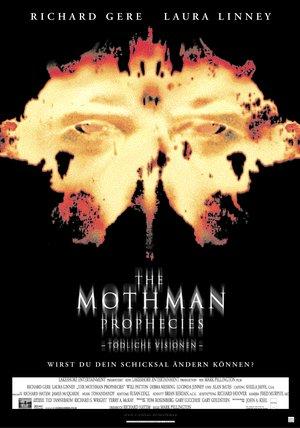 Die Mothman Prophezeiungen Poster