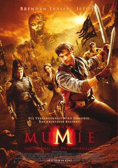 Die Mumie: Das Grabmal des Drachenkaisers Poster