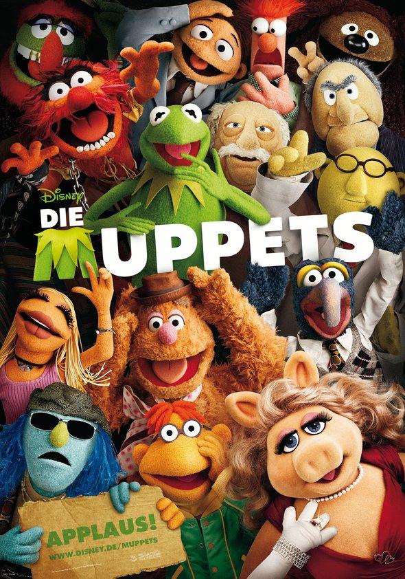 Die Muppets Poster
