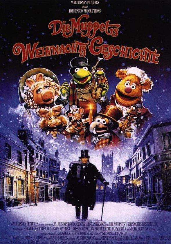Die Muppets Weihnachtsgeschichte Film (1992) · Trailer · Kritik ...