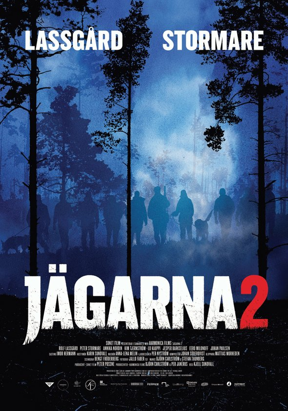 Die Nacht der Jäger Poster