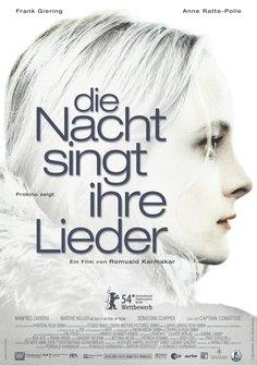 Die Nacht singt ihre Lieder Poster