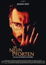Die neun Pforten Poster