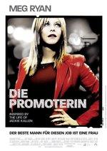 Die Promoterin Poster
