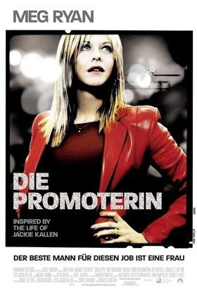 Die Promoterin