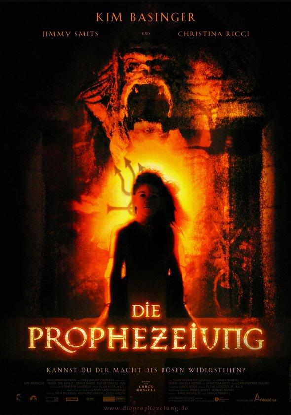 Die Prophezeiung Poster