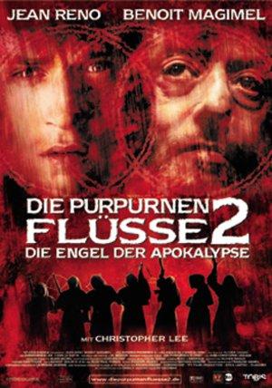 Die purpurnen Flüsse 2 - Die Engel der Apokalypse Poster