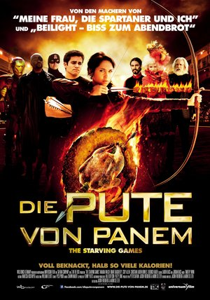 Die Pute von Panem - The Starving Games Poster