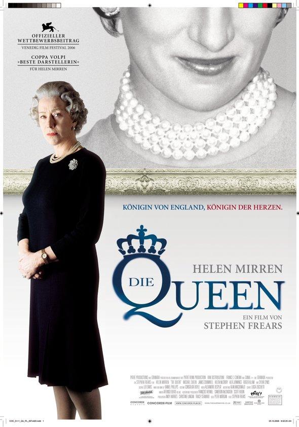 Die Queen Poster