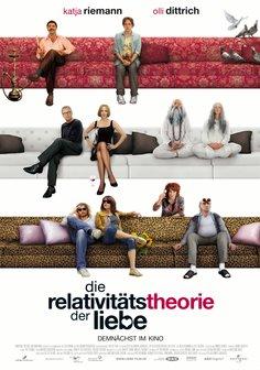 Die Relativitätstheorie der Liebe Poster