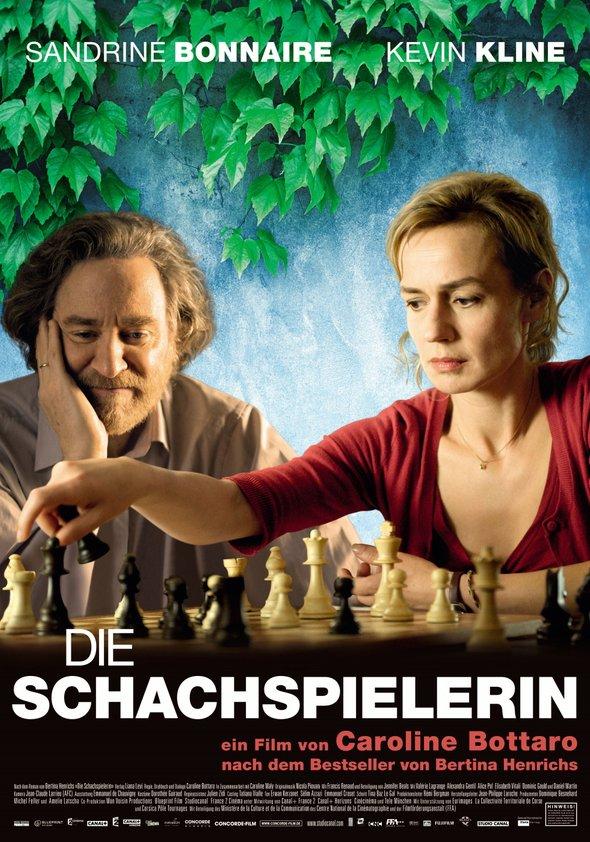 Die Schachspielerin Poster