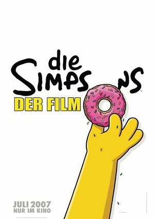 Die Simpsons - Der Film Poster