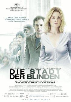 Die Stadt der Blinden Poster