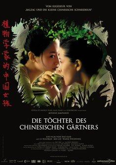 Die Töchter des chinesischen Gärtners Poster