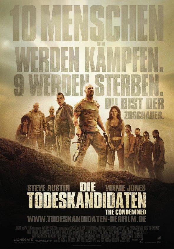 Die Todeskandidaten Poster