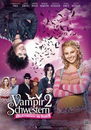 Die Vampirschwestern 2 - Fledermäuse im Bauch Poster