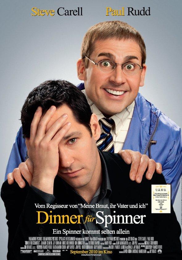 Dinner für Spinner Poster