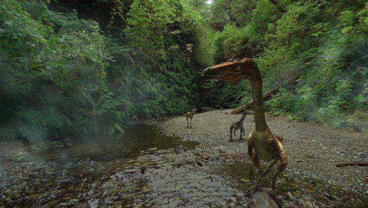 Dinosaurier live 3D - Fossilien zum Leben erweckt - Trailer Poster
