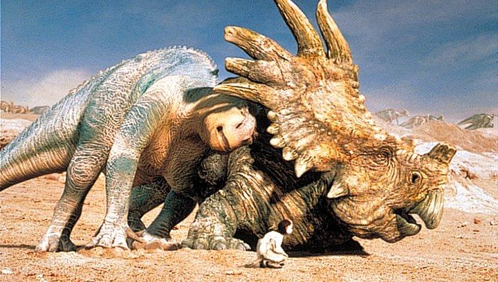 Disneys Dinosaurier - Trailer Poster