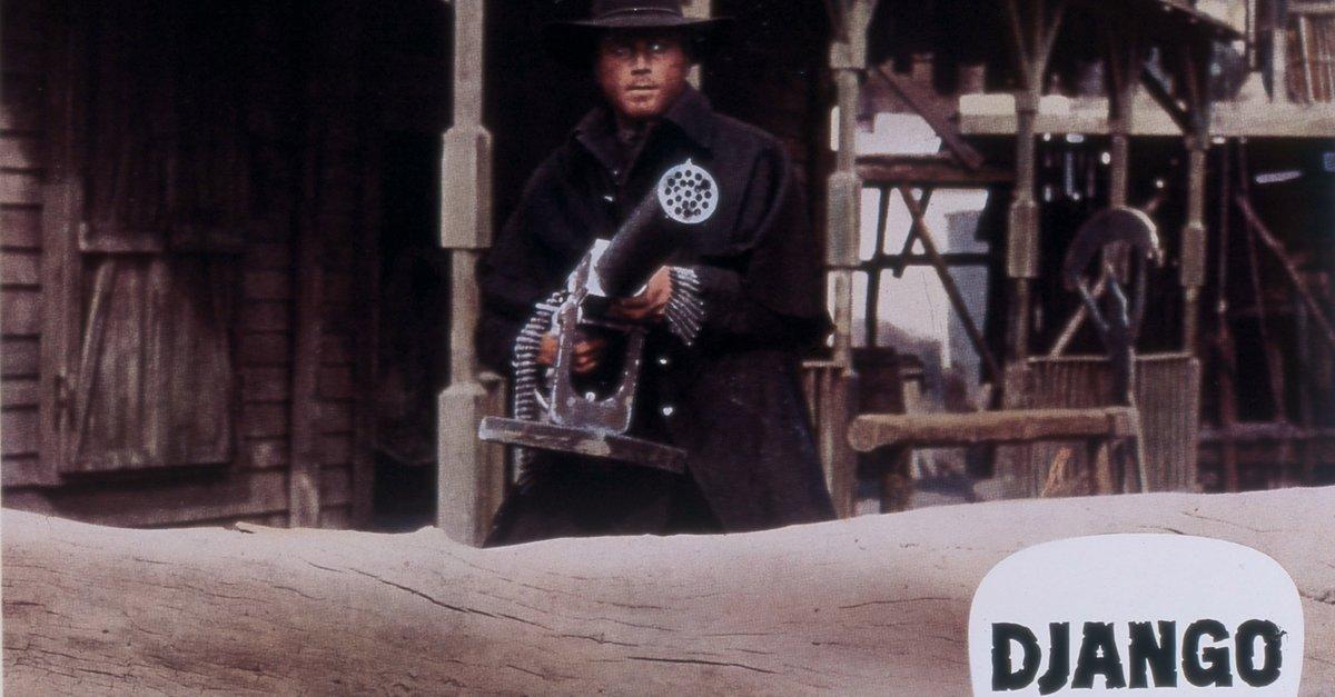Django Film (1966) · Trailer · Kritik · KINO.de