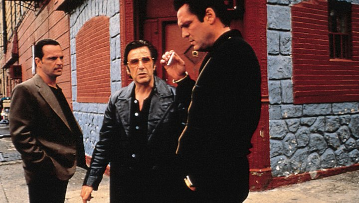 Donnie Brasco - Trailer Poster