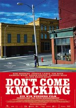 Don't Come Knocking Poster