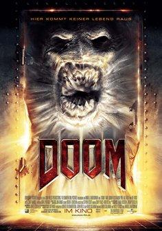 Doom - Der Film Poster