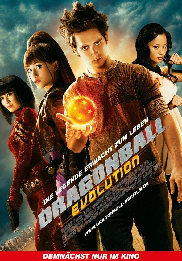 Dragonball Evolution Poster
