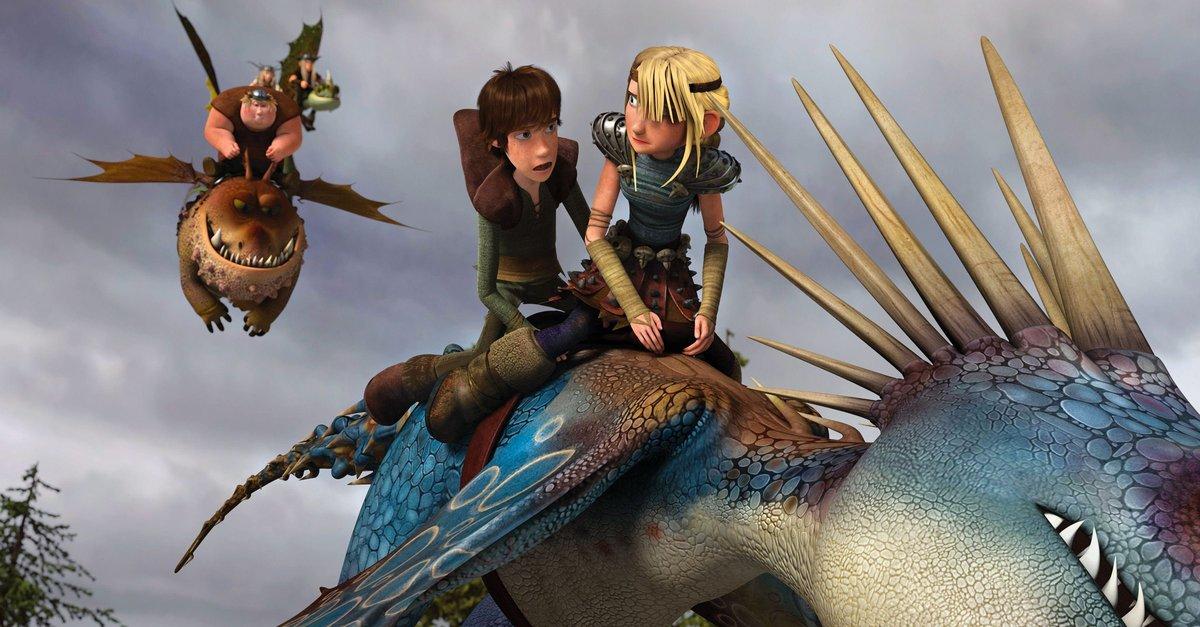 Dragons Reiter Von Berg