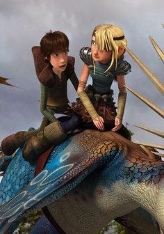 Dragons - Die Reiter von Berk Poster