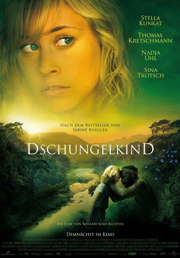 Dschungelkind Poster