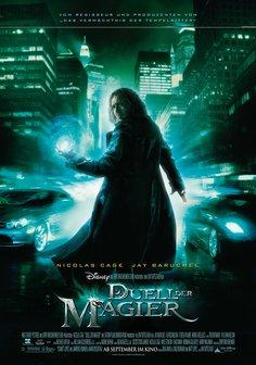 Duell der Magier Poster