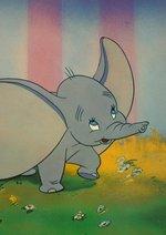 Dumbo, der fliegende Elefant Poster
