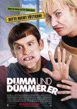 Dumm und Dümmerer Poster