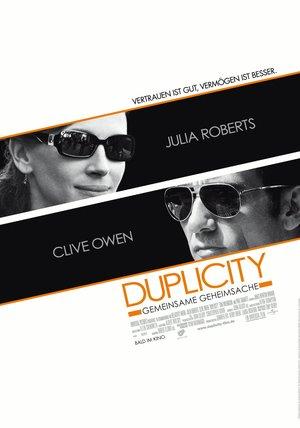 Duplicity - Gemeinsame Geheimsache Poster