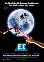 E.T. - Der Außerirdische - 20th Anniversary Poster