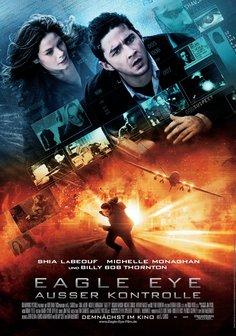 Eagle Eye - Außer Kontrolle Poster
