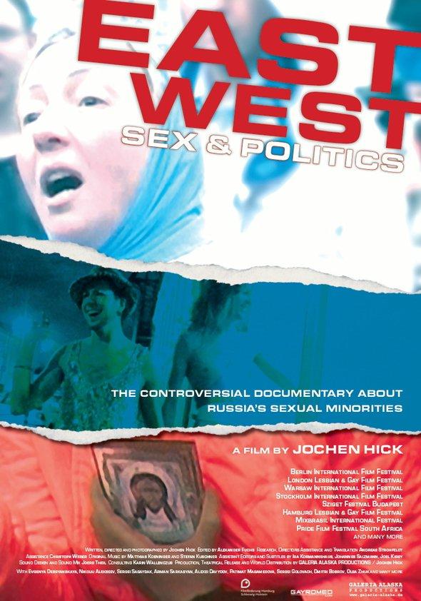 East/West - Sex & Politics Poster