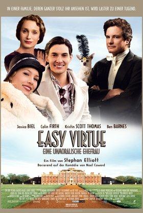 Easy Virtue - Eine unmoralische Ehefrau