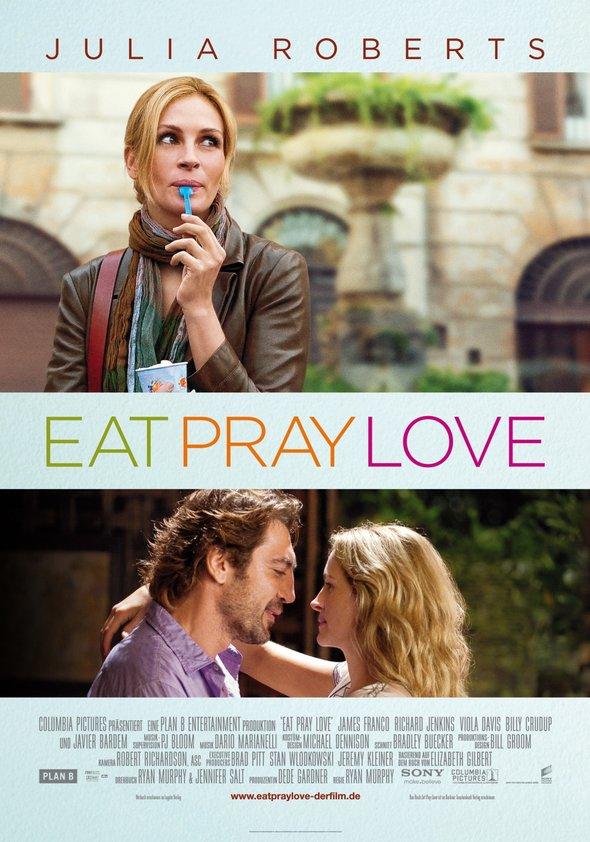 Eat, Pray, Love Poster