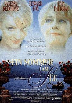 Ein Sommer am See Poster