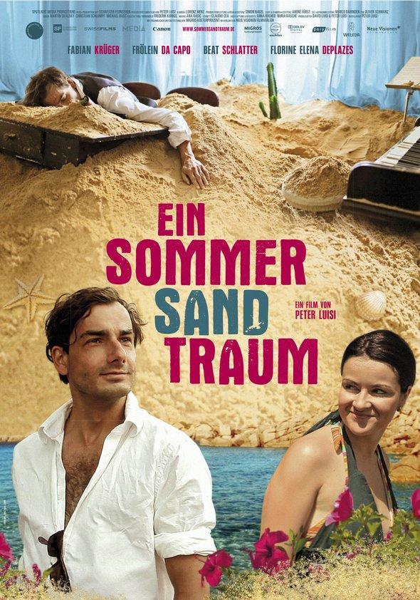 Ein Sommersandtraum Poster