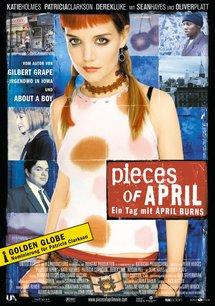 Ein Tag mit April Burns