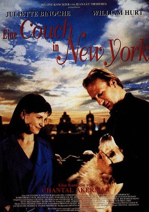 Eine Couch in New York Poster