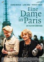 Eine Dame in Paris Poster