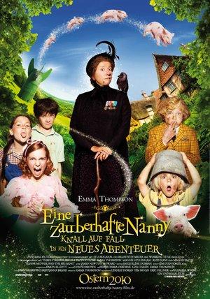 Eine zauberhafte Nanny - Knall auf Fall in ein neues Abenteuer Poster