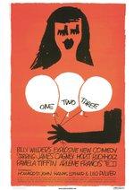 Eins, zwei, drei Poster